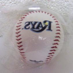 1 Tampa Bay Rays Team Logo Ball MLB Baseball Rawlings