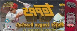1998 Topps Baseball Factory Set Tampa Bay Devil Rays Edition
