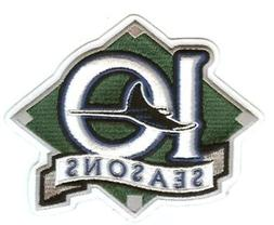 2007 Tampa Bay Devil Rays 10th Anniversary Season Jersey Sle
