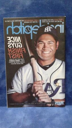2017 Tampa Bay Rays Inside Pitch Magazine June14-July 17 Iss