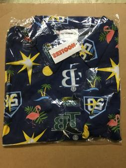 2018 Tampa Bay Rays HAWAIIAN SHIRT - New in Wrapping, Stadiu