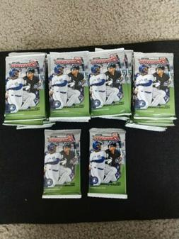 2019 BOWMAN  PACK LOT  SEALED PACKS Wander, Julio R, Luciano