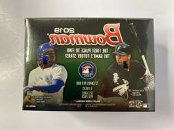 2019 BOWMAN Blaster Box 6 PACKS of Baseball Cards MLB New &