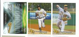 2019 MONTGOMERY BISCUITS TEAM SET COMPLETE MINORS AA TAMPA B