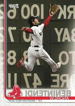 2019 Topps Series 1 & 2 Baseball Cards Base Team Set Pick Fr