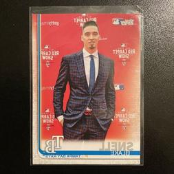 2019 Topps Series 1 Blake Snell Tampa Bay Rays SP All-Star P