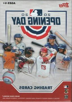 2020 TOPPS OPENING DAY INSERT Card Singles  - PYC!