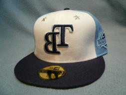 New Era 59fifty Tampa Bay Rays All Star Game Sz 7 1/4 BRAND