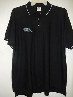 9601-2 MLB Apparel TAMPA BAY RAYS Polo Golf Jersey Shirt New