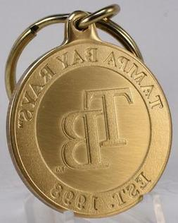 Challenge Coin Style Tampa Bay Rays 1998 Vintage Keychain OF