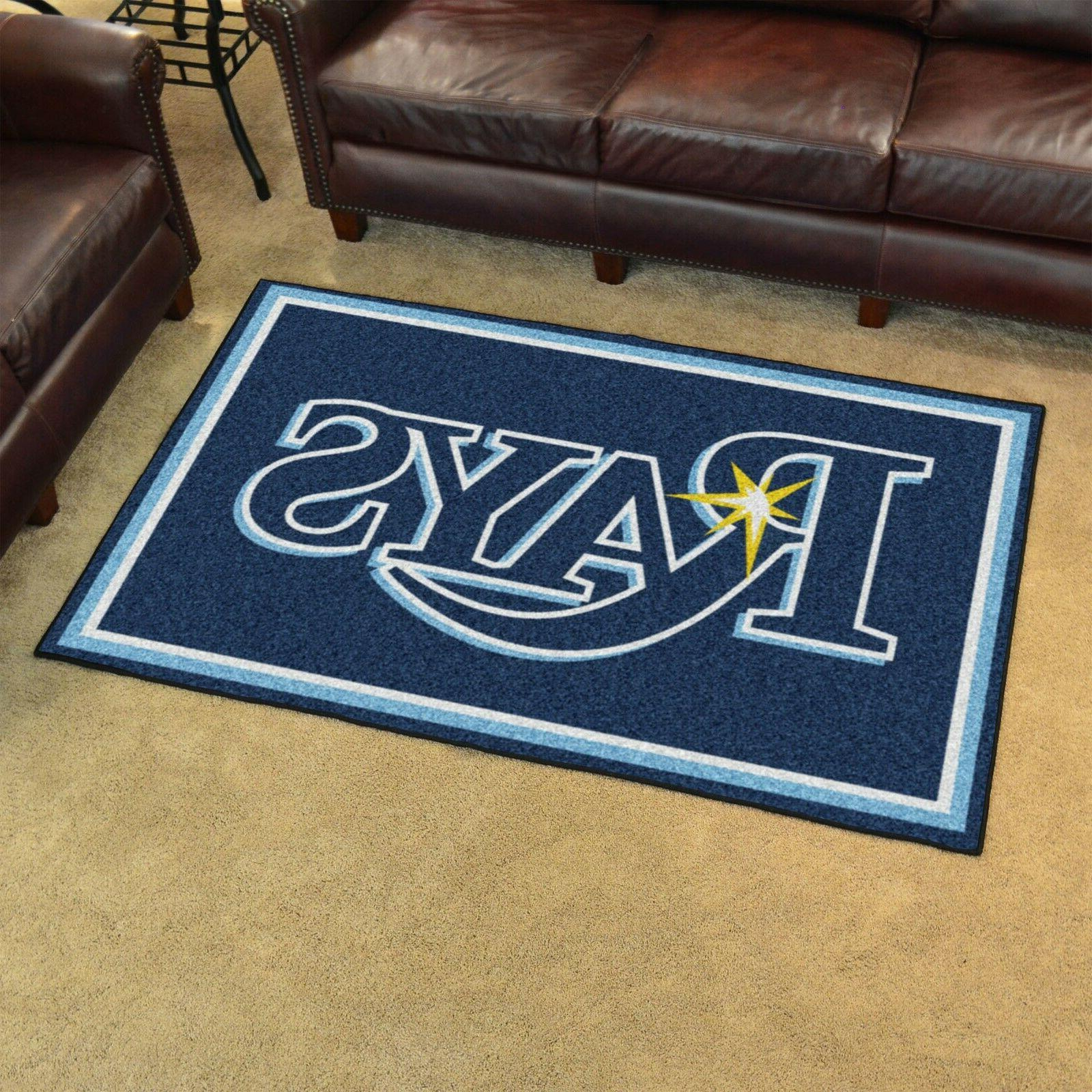 Sports Rug - Tampa Bay Rays