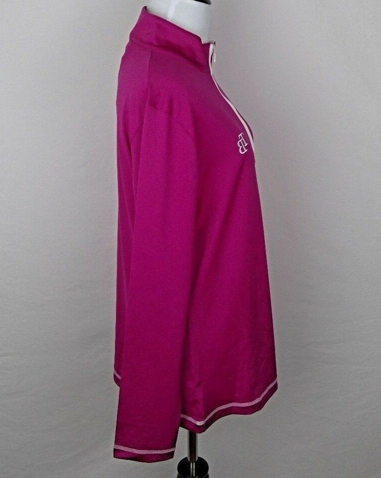 Tampa Bay Baseball Cutter And Buck Jacket - Pink Medium