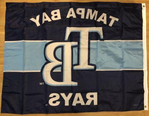 tampa bay rays baseball mlb flag banner