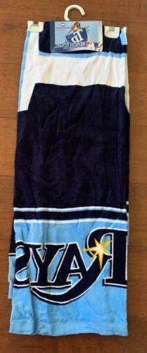 Tampa Bay Rays Beach Bath Pool Towel 30 x 60 inch MLB licens