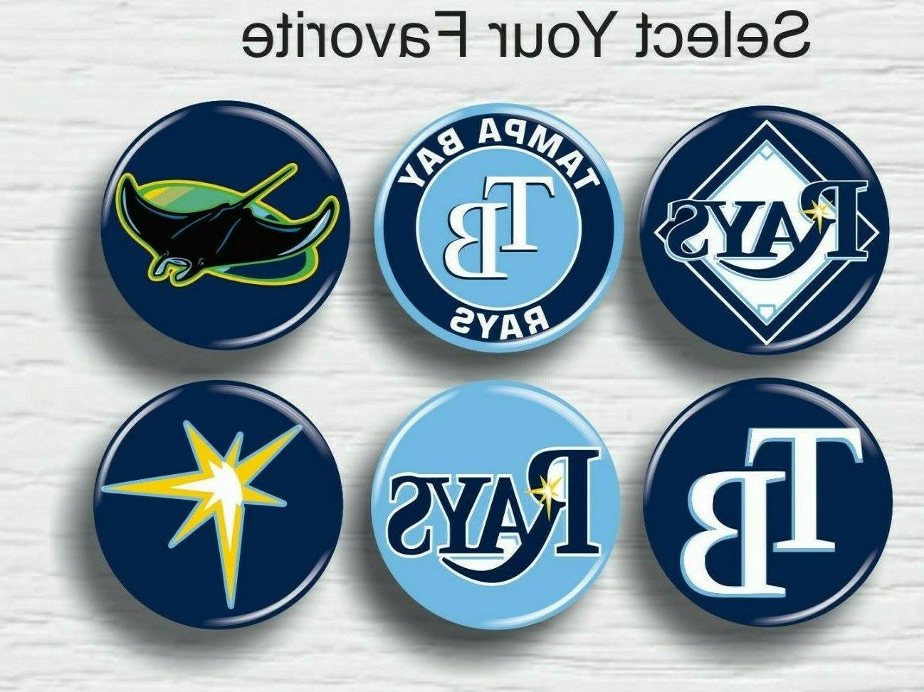 tampa bay rays buttons 1 25 mlb