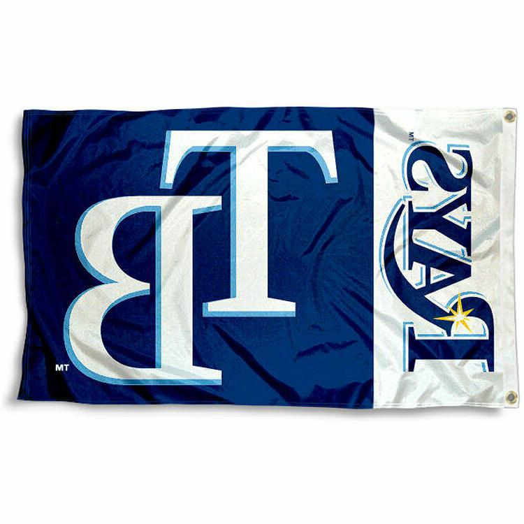 tampa bay rays flag 3 x5 fast