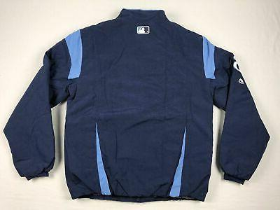 Tampa Bay Jacket Navy Poly NEW Multiple Sizes