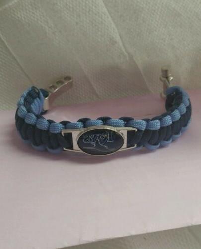 tampa bay rays mlb survival bracelet 7