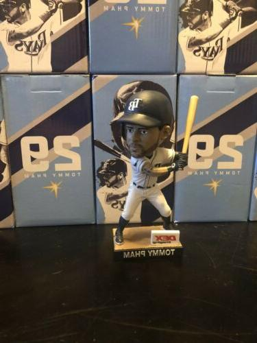 tommy pham tampa bay rays 2019 bobblehead