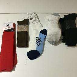 Lot of 10 pairs of Socks Tampa Bay Rays Dockers Augusta New