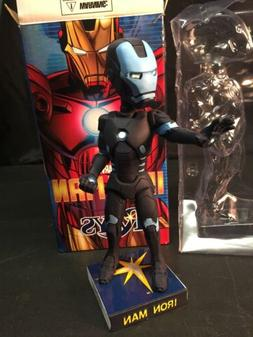 Marvel IRON MAN Tampa Bay Rays SGA Bobble Head Crown Automot