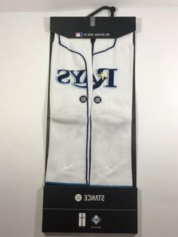 Mens Stance Sock Large Tampa Bay Rays