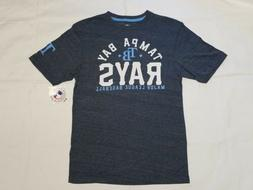 Mens Tampa Bay Rays Baseball Shirt MLB Genuine Merchandise C