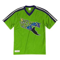 Mitchell & Ness MLB Tampa Bay Rays Light Green Overtime Win