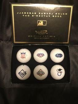 MLB 2008 Titlest Fathers Day Logo Gift Box Golf Balls Tampa