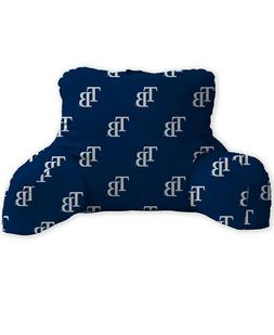 mlb baseball plush backrest pillow tampa bay