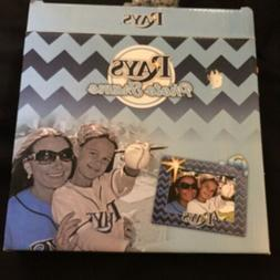 MLB Baseball Tampa Bay Rays Photo Frame Game Give-Away w/Mas