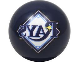 MLB Imperial Tampa Bay Rays Pool Billiard Cue/8 Ball - Blue