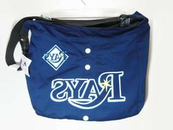 ProFANity MLB Little Earth Tampa Bay Rays Jersey Purse Tote