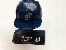 MLB Mad Lids NEW Tampa Bay RAYS cap w/stand collectible figu