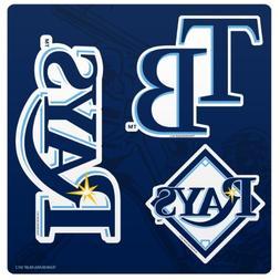 MLB Tampa Bay Devil Rays Magnet Sheet