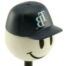MLB Tampa Bay Rays Baseball Cap Antenna Topper