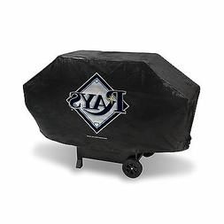 MLB Tampa Bay Rays Deluxe Grill Cover