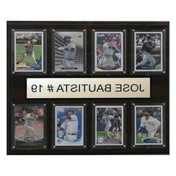 "MLB Tampa Bay Rays Evan Longoria 12"" x 15"" Individual Player"
