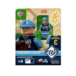 MLB Tampa Bay Rays Evan Longoria Generation 3 Toy Figure NEW