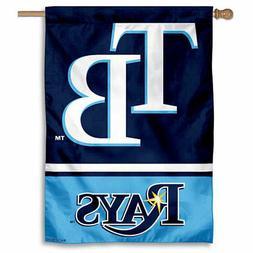 mlb tampa bay rays house flag