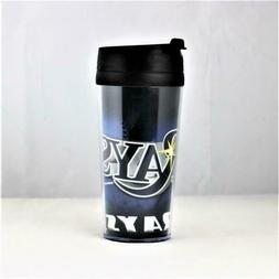 MLB Tampa Bay Rays Licensed 16oz Acrylic Tumbler Coffee Mug
