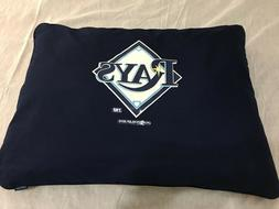 MLB Tampa Bay Rays Logo Dog Bed, Large, New with tag
