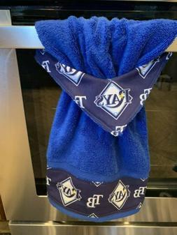 MLB Tampa Bay Rays Stay Put Bath Or Kitchen Towel