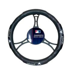 New MLB Tampa Bay Rays Synthetic Leather Car Truck Steering