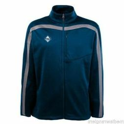 NEW TAMPA BAY RAYS 1/2 Zip Pullover Viper TRACK JACKET Small