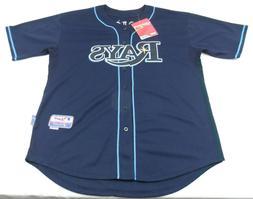 NWT Majestic Cool Base Tampa Bay Rays David Price Baseball J