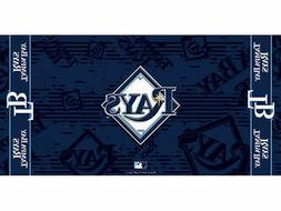 "NWT MLB Tampa Bay Rays Wincraft 30"" X 60"" Cotton Beach Towel"