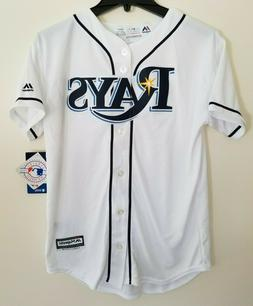 NWT Tampa Bay Rays MLB Majestic Cool Base Men's, Women's You