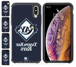 Official MLB ShockProof Hybrid Cover Case for Cell Phone - T
