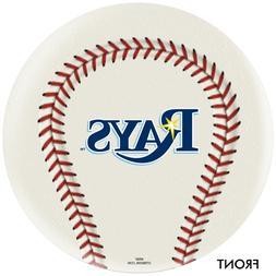 OTB MLB Tampa Bay Rays Baseball Bowling Ball